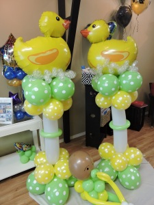 Rubber Duck Baby Shower Ideas
