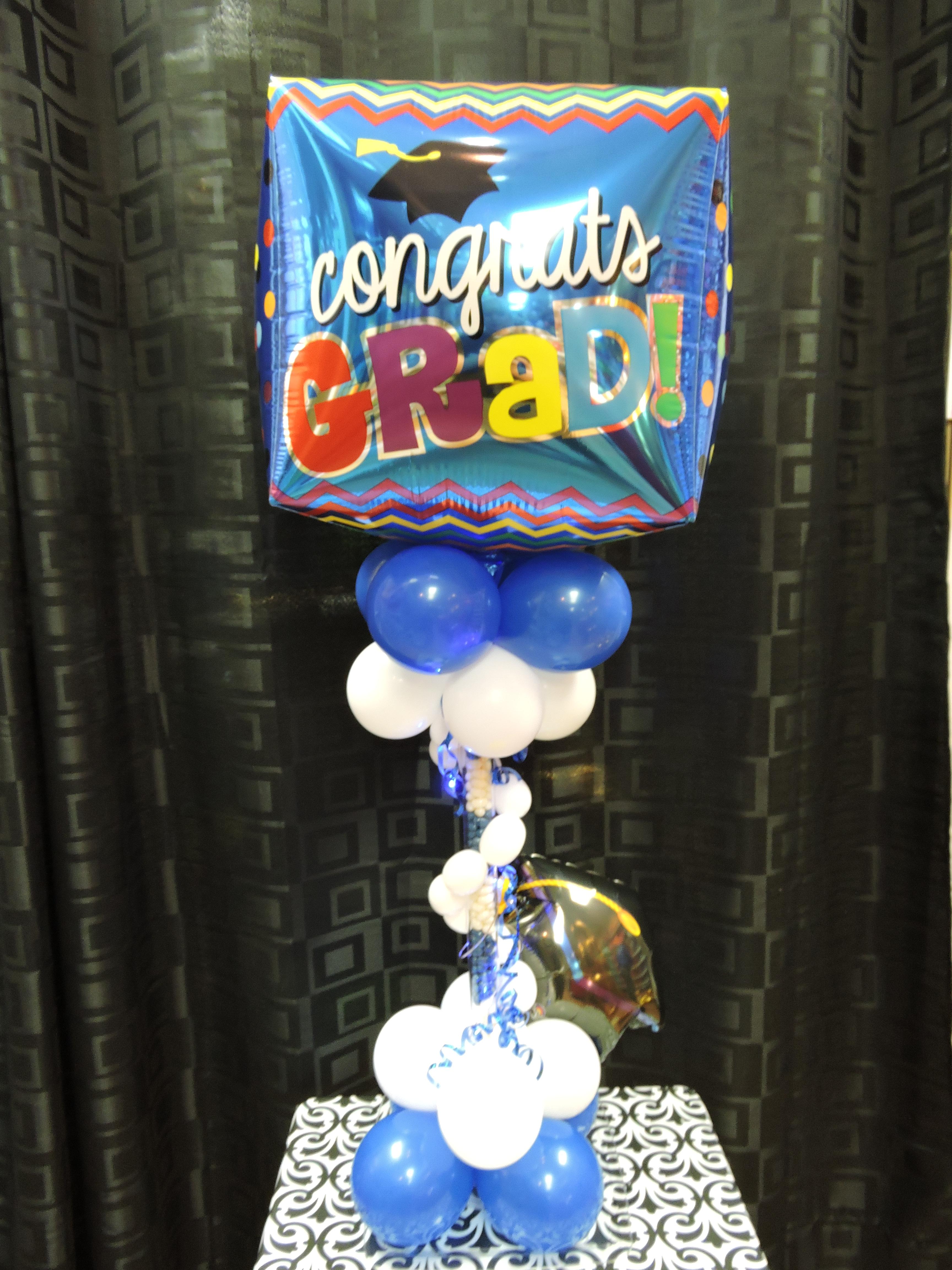 Graduation balloons nwiballoons