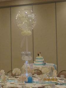Wedding Balloon Bouquet