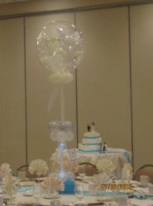 Wedding Balloon Bouquet