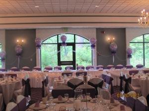 Fantasy Arch for Wedding
