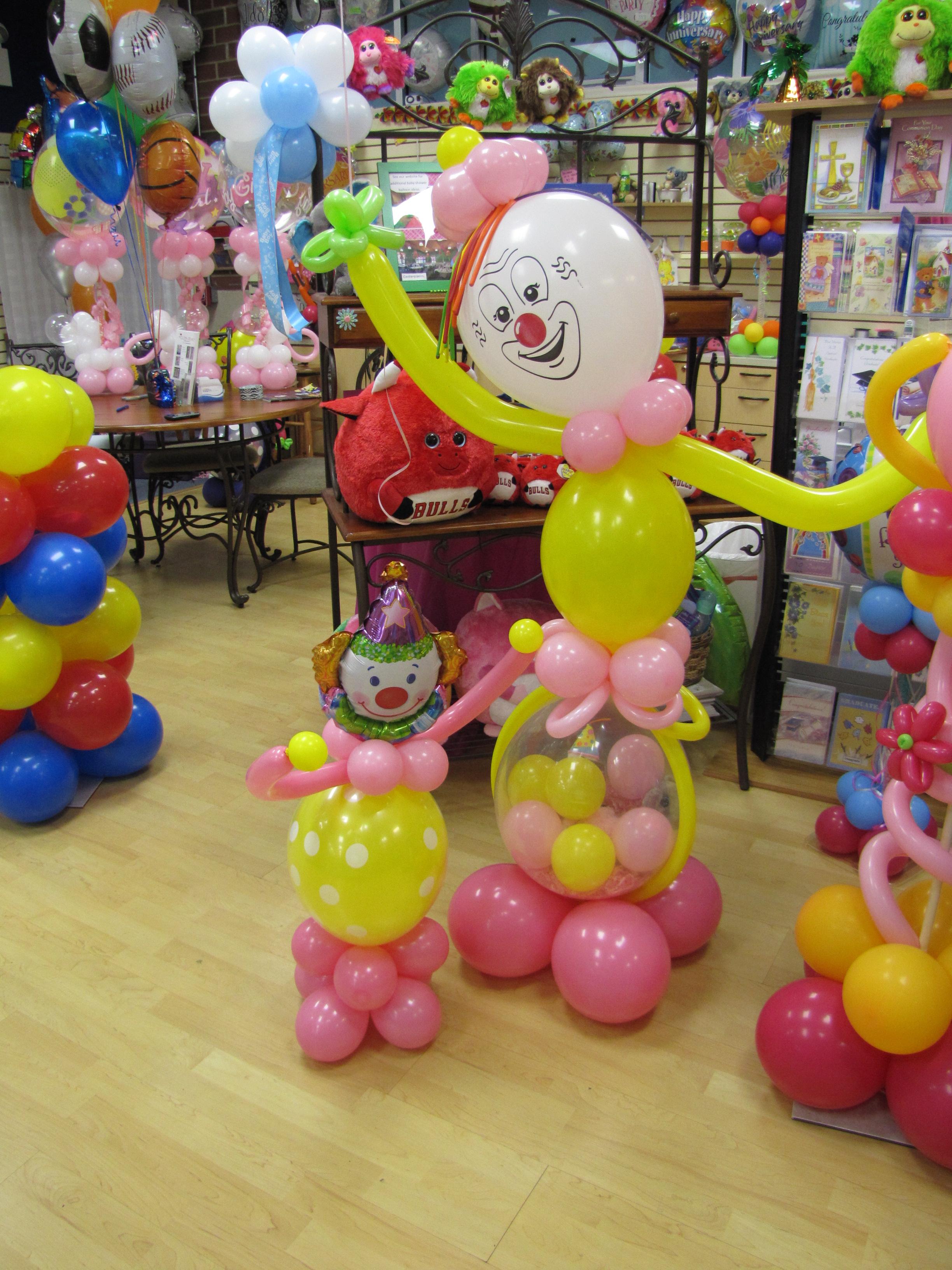 Circus Themed Decor Nwiballoons