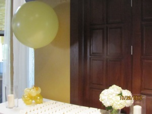 Three Foot Balloon for Wedding