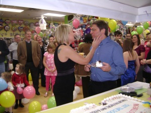 Party Store Wedding