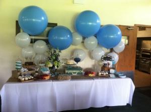 Dessert Table Balloons