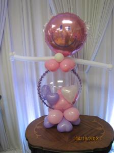 Unique Baby Shower Balloons