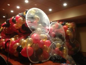 New Year's Eve Balloon Drops