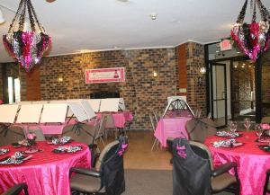 Pink and Zebra Party Ideas