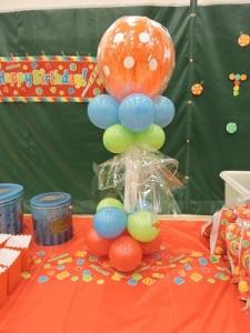 Lollipop Balloon Decor