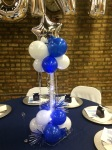 Sparkly 90th Birthday Centerpiece