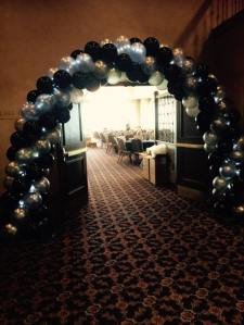 Balloon Arch with Lights