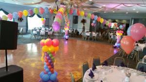 Dance Floor Arch