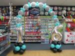 Sweet 16 Balloon Arch