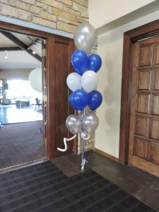 Balloon Bouquet Friar Ridge Country Club