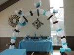 Baby Shower Balloon Pacifier Arch