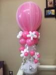 Baby Shower Tulle Balloon Design