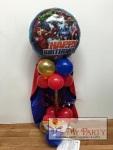 Superhero Pedestal Centerpiece