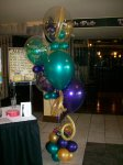 Elegant Balloon Bouquet