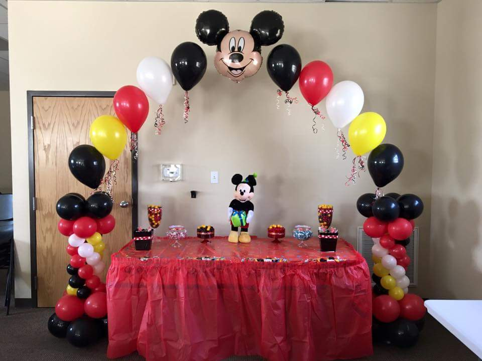 Mickey and Minnie Mouse Balloons – nwiballoons