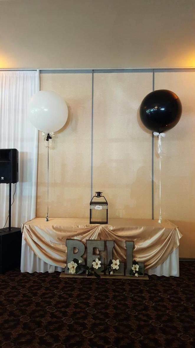Gift Table Balloons