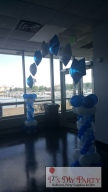 Graduation Balloon Arch