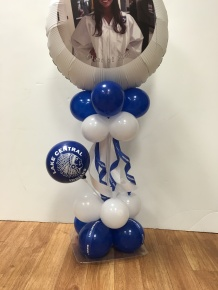 Graduation Photo Balloon