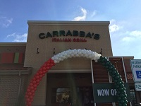 outdoor arch carabbas